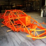 Bright Orange Chassis
