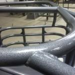 Grey Hammertone Chassis